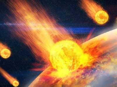 人类不断造成 人类肆意破坏地球