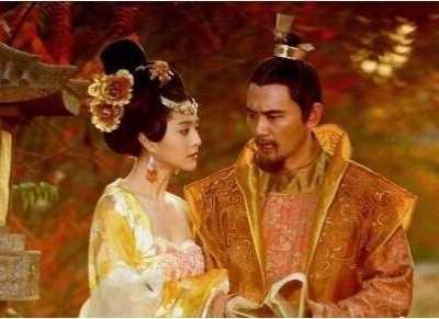 唐明皇是谁 杨贵妃只能排第二